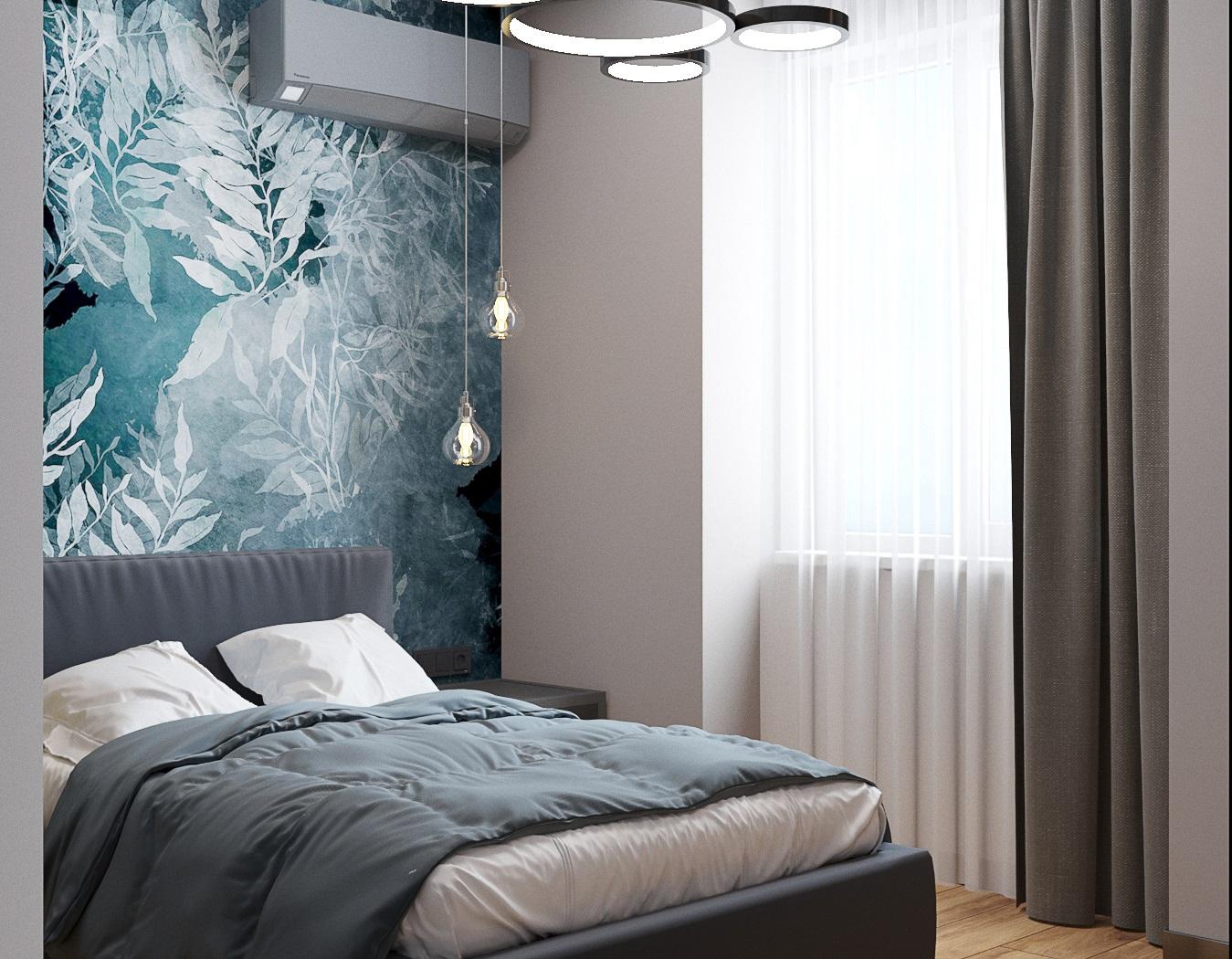 Видовой кадр гостевой спальни 1