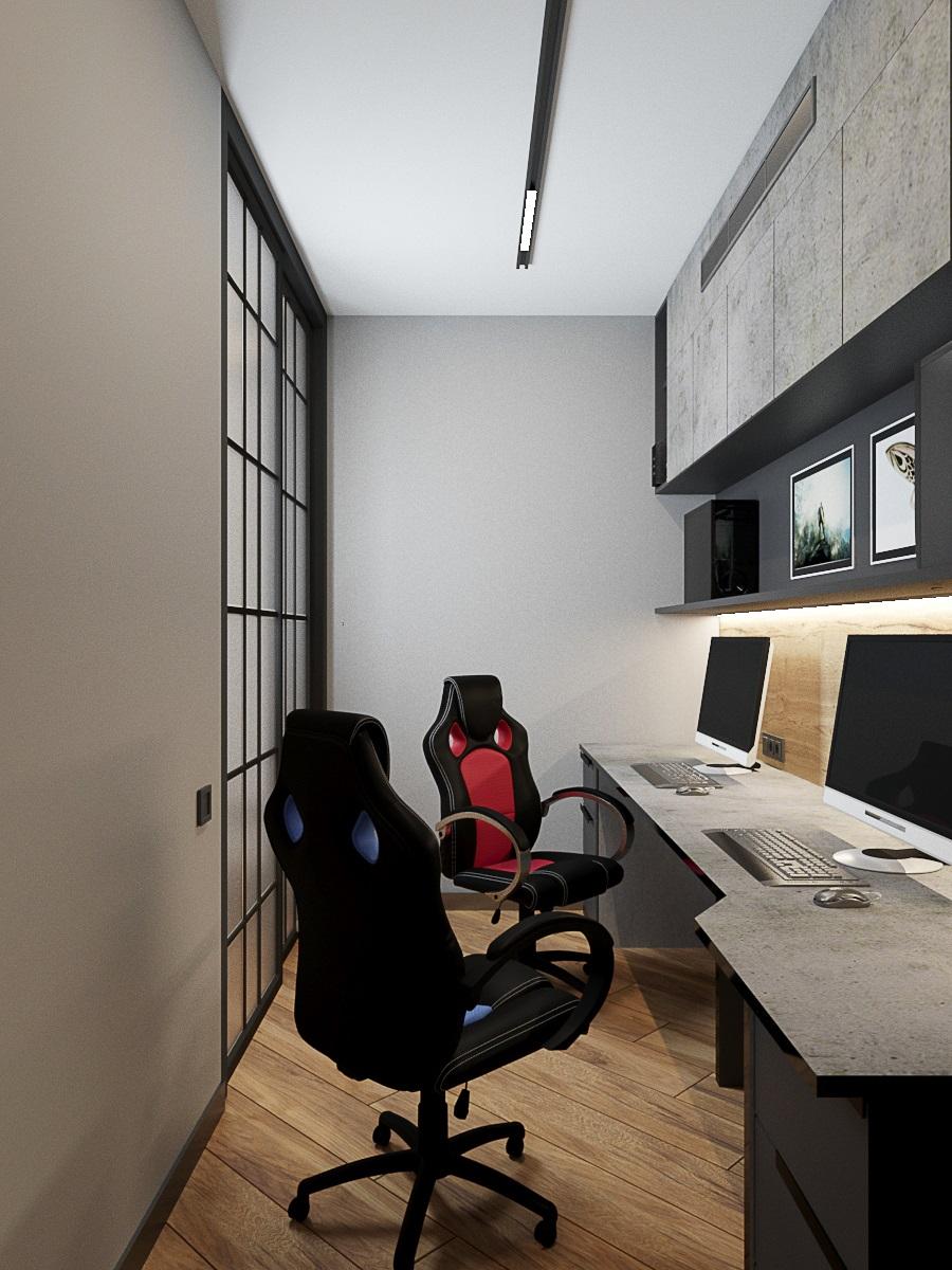 кабинет вид 2