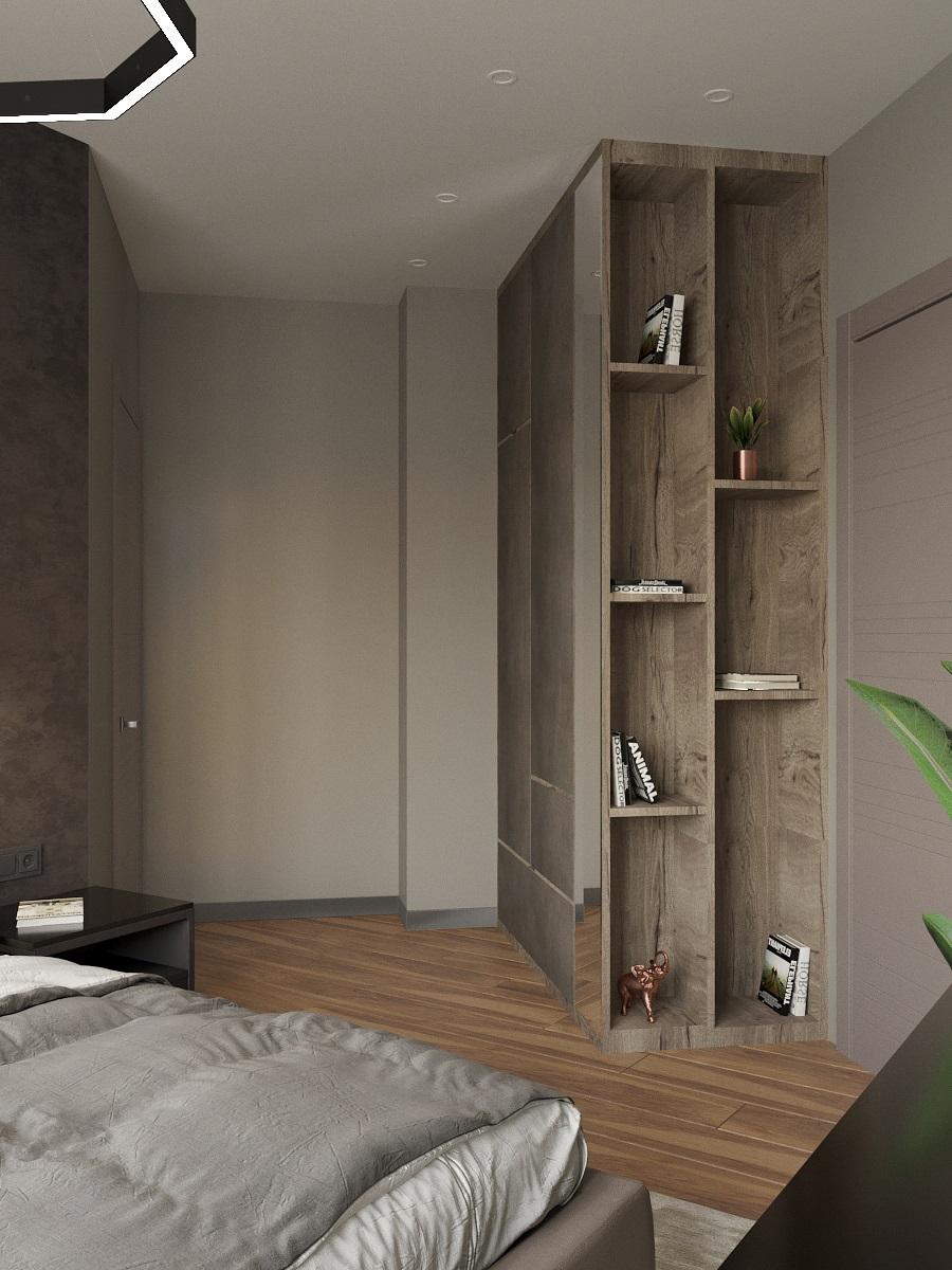 спальня вид 5