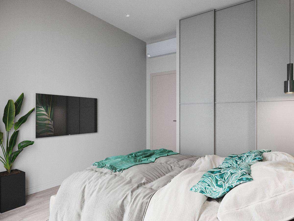 28 спальня 2 на 2 этаже