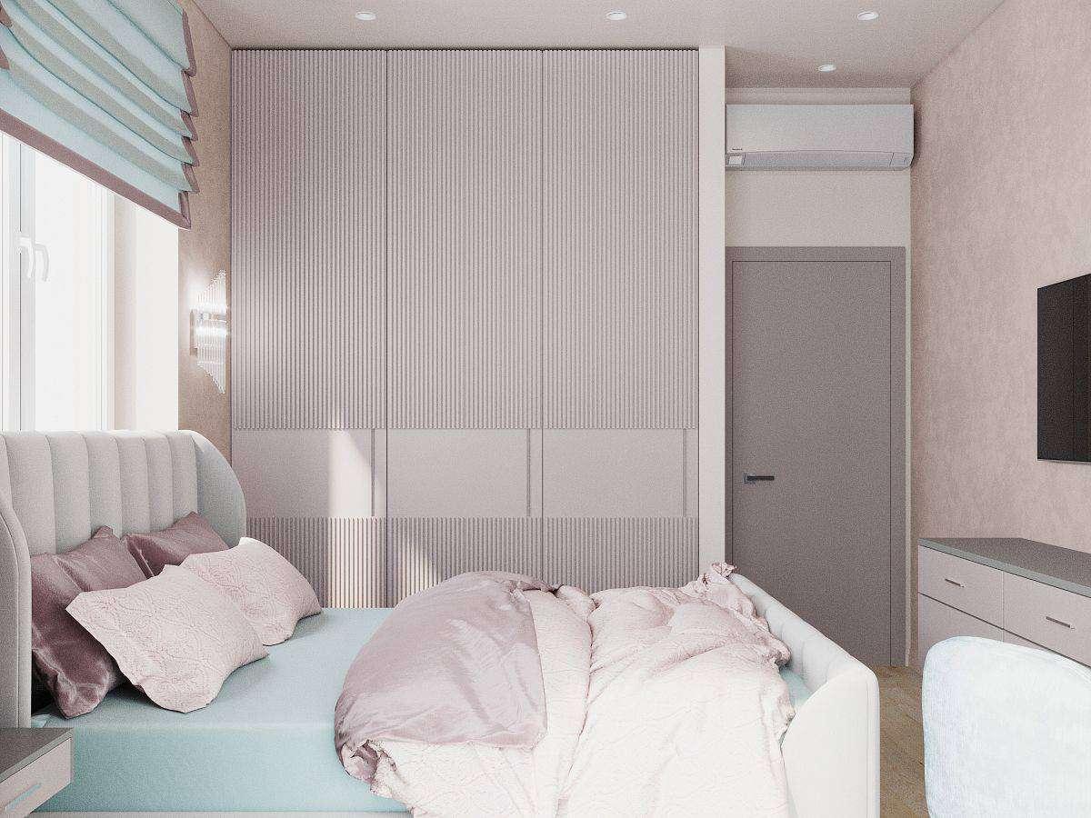 30 спальня 3 на 2 этаже